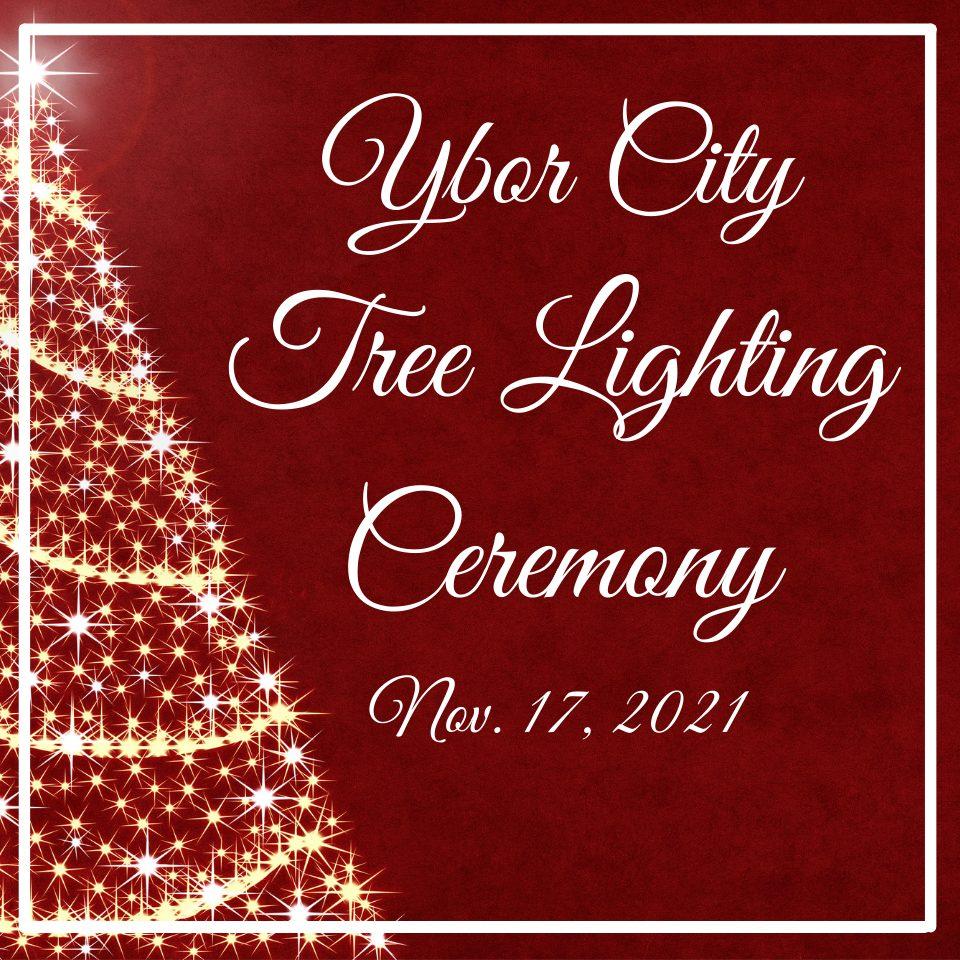 Copy of Copy of Ybor City Tree Lighting Ceremony