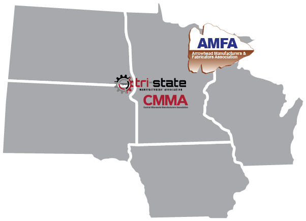 Midwest Manufacturers affiliate service areas