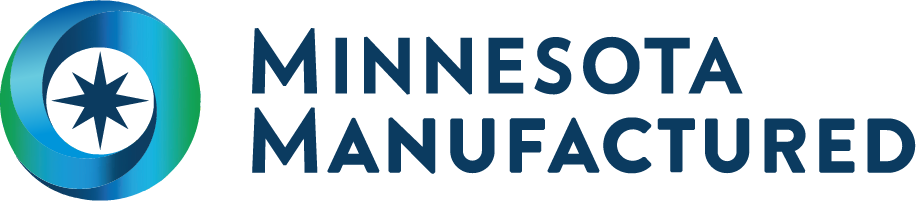 Minnesota Manufactured logo