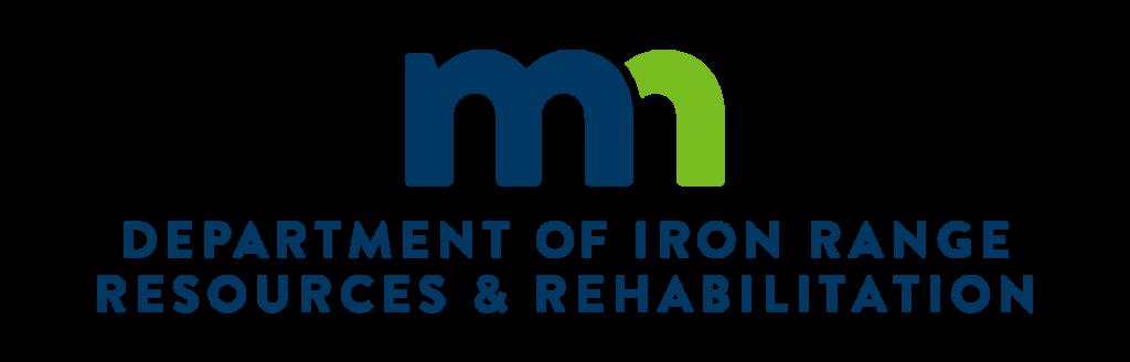 Minnesota Department of Iron Range Resources and Rehabilitation logo