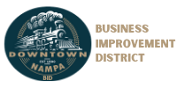 BID Train Logo