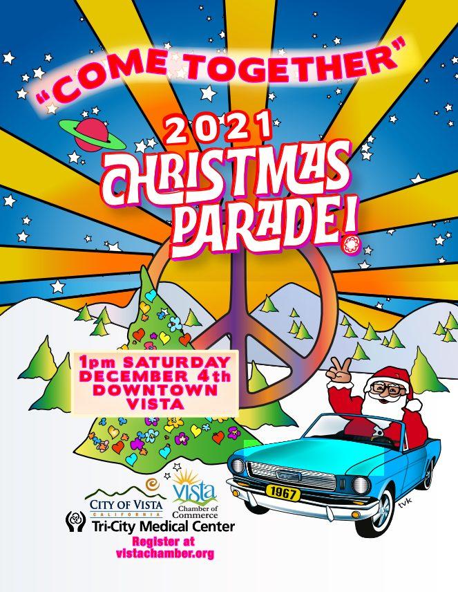 Vista Christmas Parade