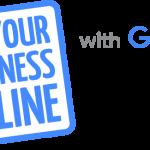 GYBO blue logo- Wide version