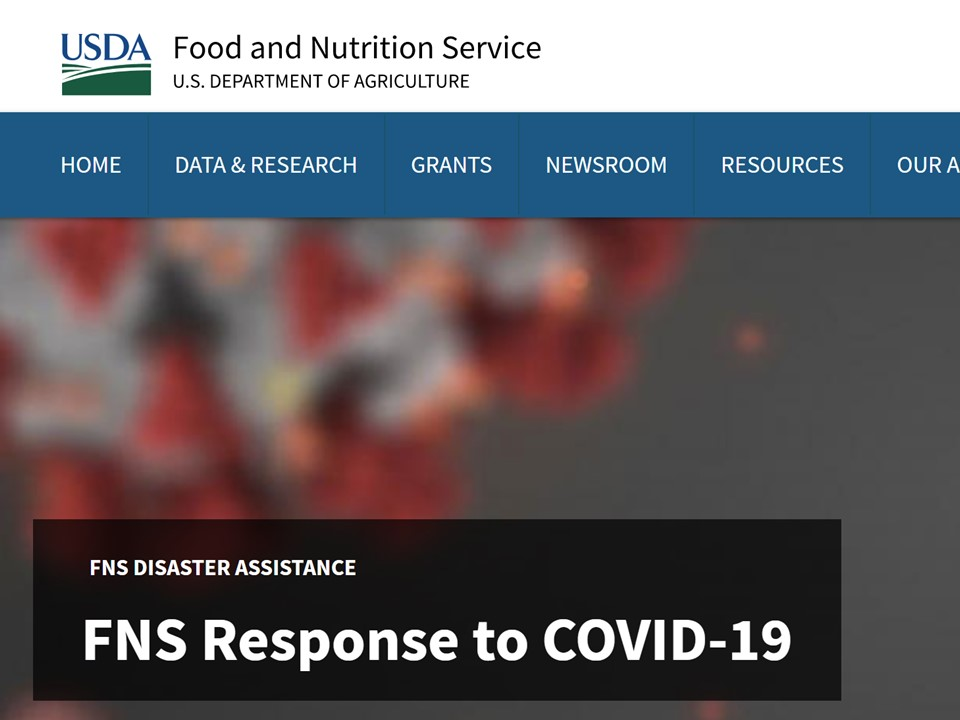 FNS Response to COVID