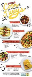 5 ways - corn