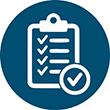 Certification Checklist Icon