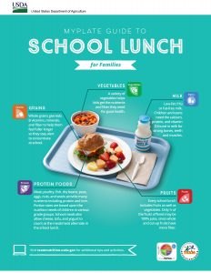 Guide to school lunch