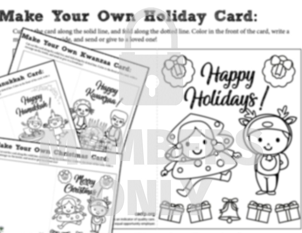 Holiday Cards WM