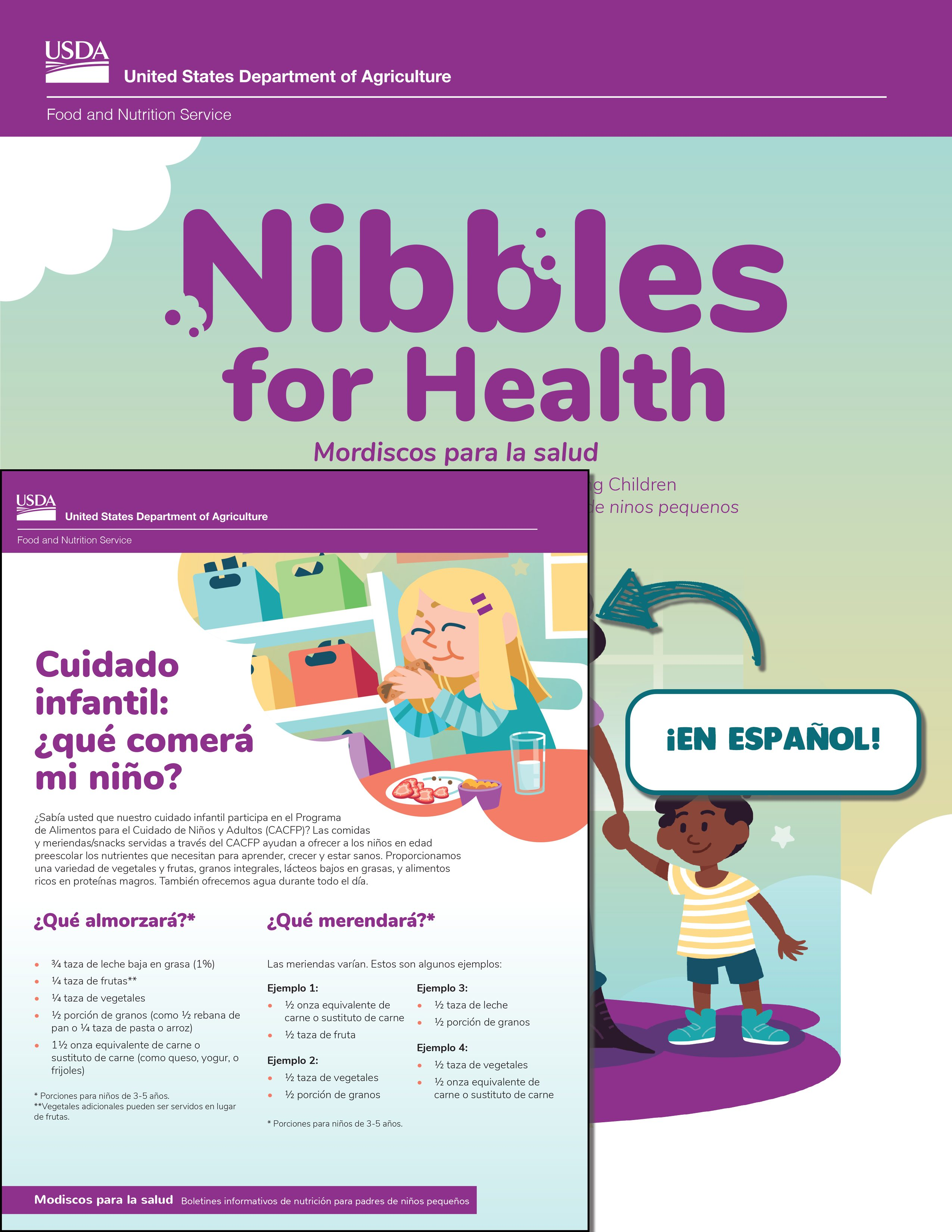 Nibbles for health