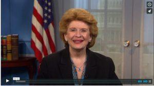 Senator Debbie Stabenow, Michigan