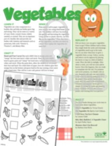 Vegetable WM