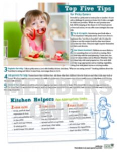 picky eaters wm