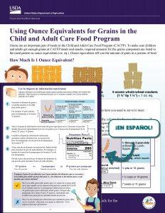 using oz eq for grains