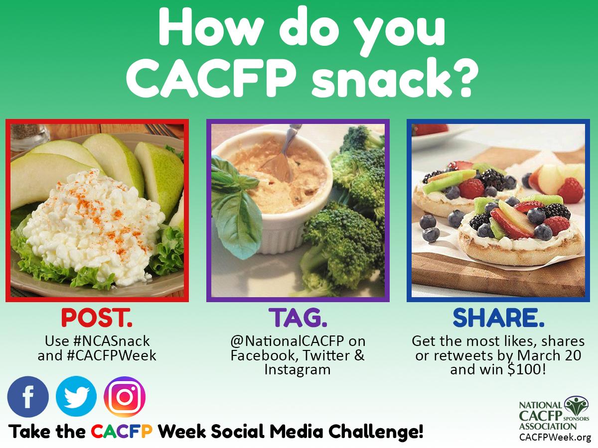 CACFP Week Challenge 4x3