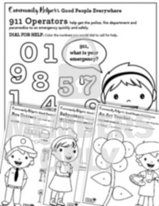 CH Worksheets preview