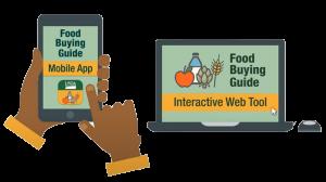 Food Buying Guide logos