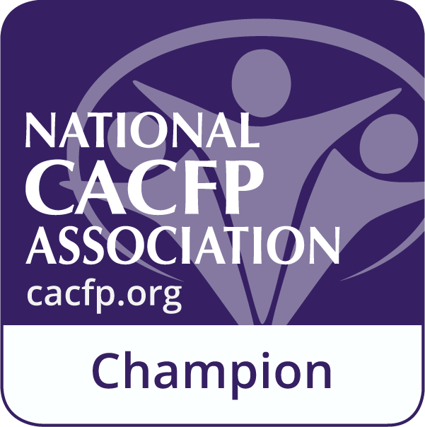 NCA Child Nutrition Champion Badge