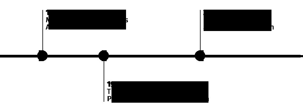 Org Timeline