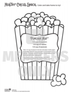 Popcorn Mix Preview