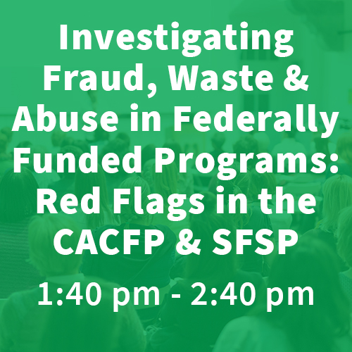 Wed - Investigating Fraud