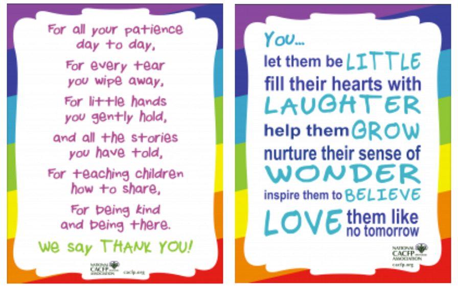 Provider Appreciation Day Posters