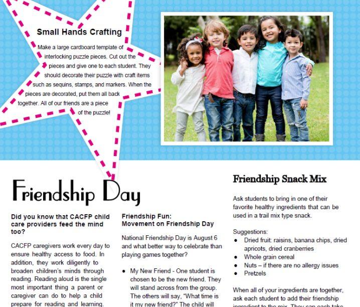 enews friendship day