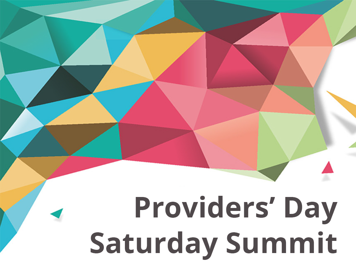 Providers Day Summit
