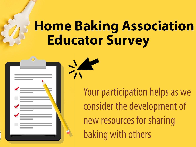 bakingsurvey