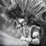 Virginia Dickens, Aztec Dancer 1