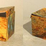 Revelle Hamilton, Stone cube