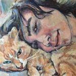 Helen Hubler, Jack and His Cat