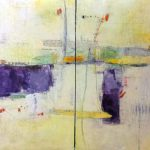 Gina Louthian-Stanley, Secret Journey Diptych