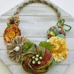 Loretta Bolen, Fantasy Floral Neck Ring