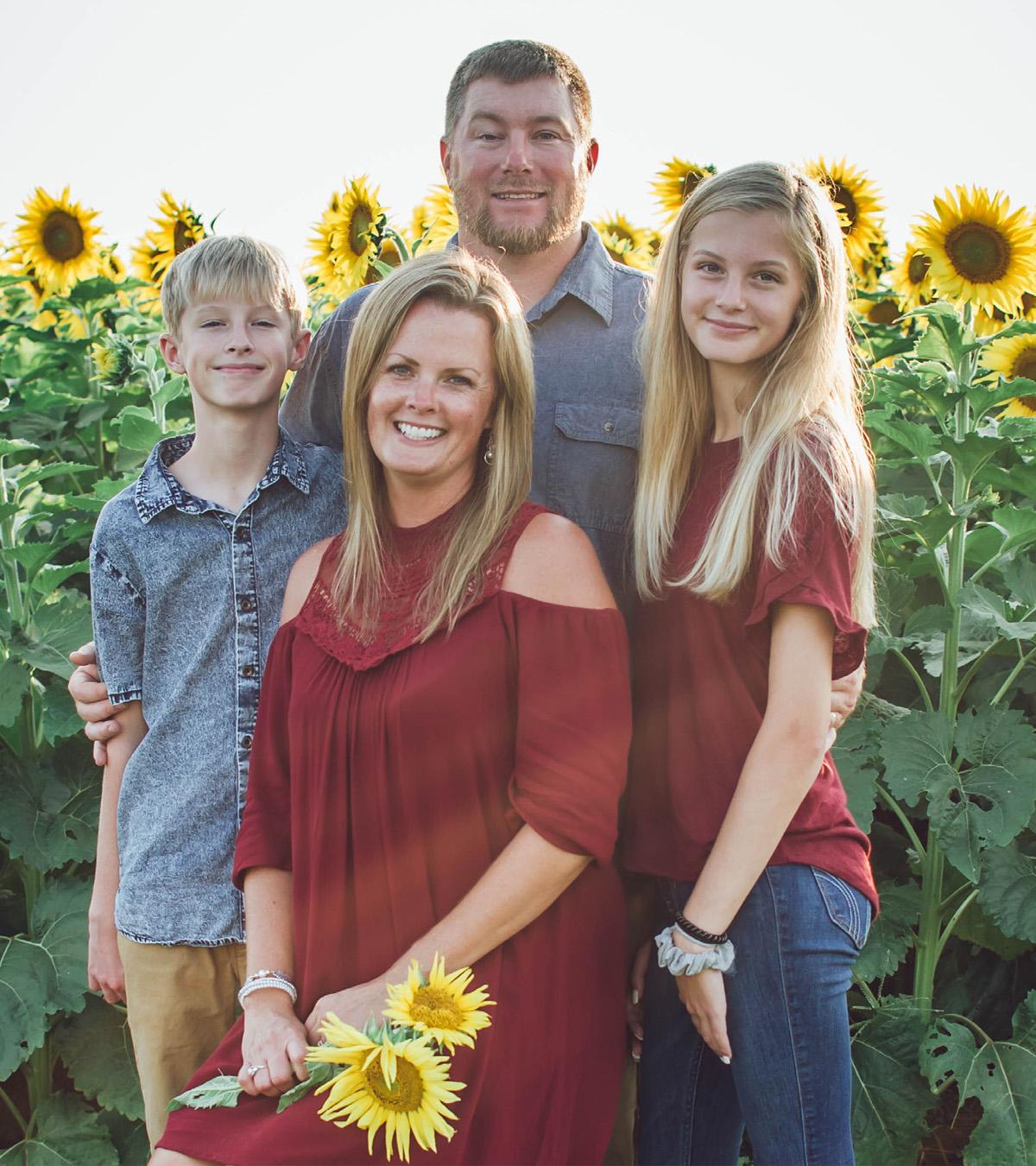 Monaghan Family