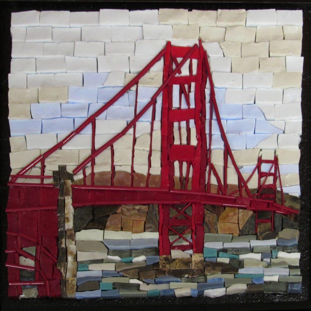 Sophie Adams, Golden Gate Bridge