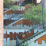 Linda DeLeon-Campbell, Escher on Jefferson