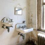 Karen Covey, Ellis Island Bathroom
