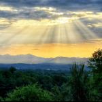 Kathleen Riordan, Roanoke Valley Sunrise