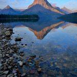 Christian LeSesne, Two Medicine Lake