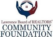 Lawrence Board of REALTORS® Community Foundation logo