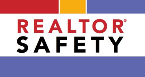 realtor safety logo