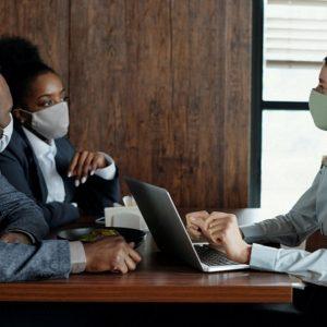 Real Estate Mask Wearing 600x600