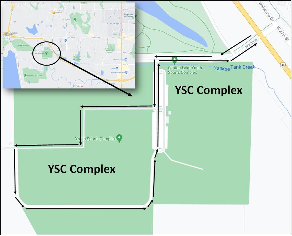 LL YSC Map