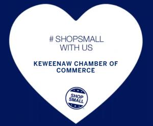 #ShopSmall logo
