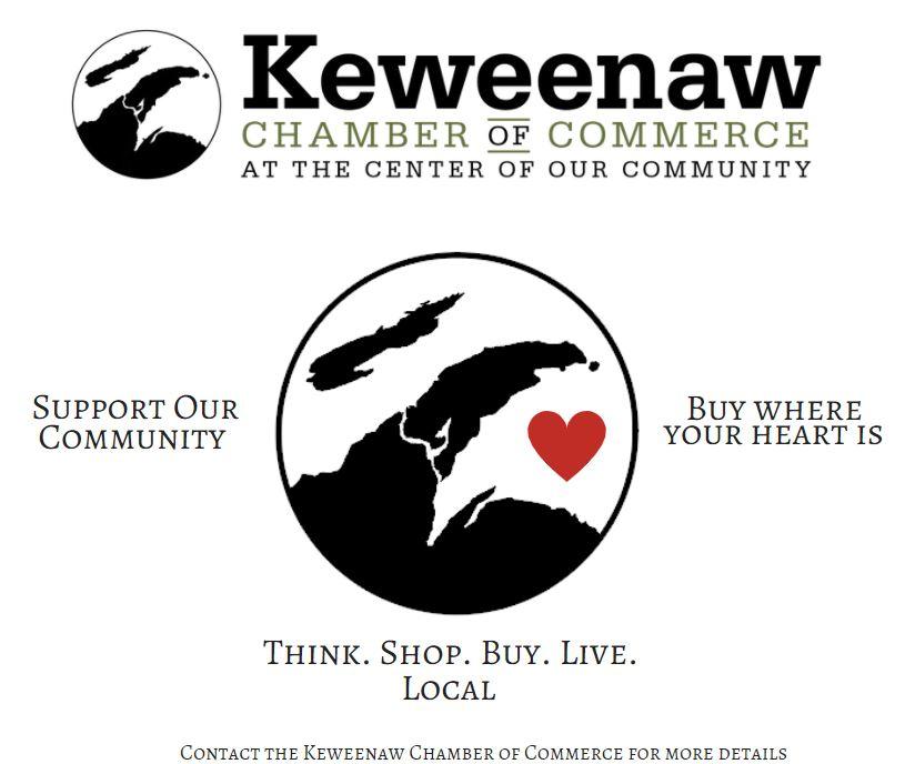 Keweenaw Cash Graphic