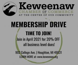 Membership Drive - Marketing