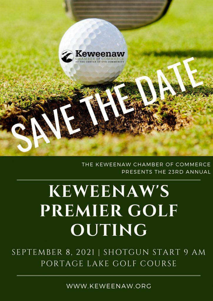 2021 Golf Ball Poster