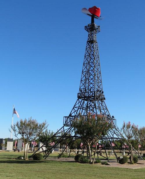 Texas Eiffel Tower