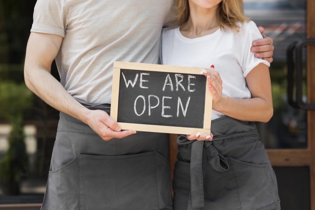 couple-reopening-small-business