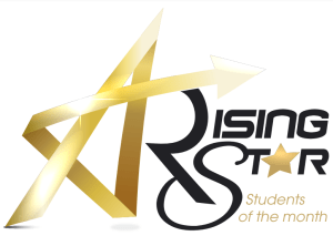 Rising Star Students of the Month